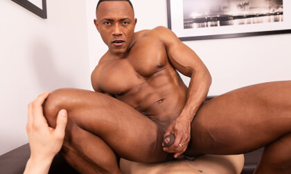 Dinner Is Served - Interracial Gay Hardcore