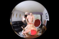 Share a Boy with Daddy Russ and Alpha Axxxel  VR porn