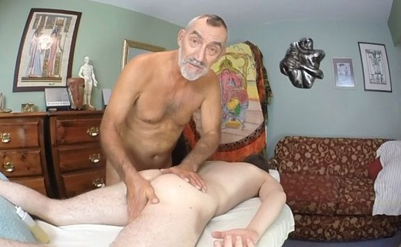 Daddy Russ Teaches You How to Give an Anal Massage