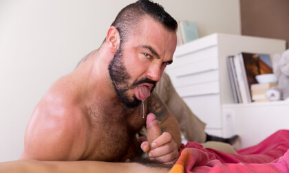 Hot Daddy - Gay Bear Hardcore