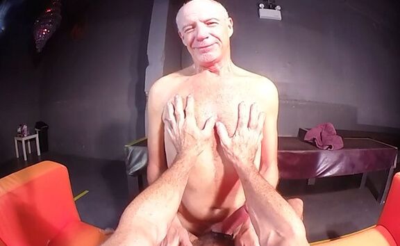 Jay Westgate Gives You a BJ at the Kink Club